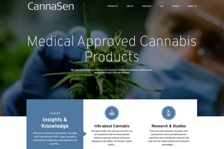 Cannansen.com får ny wordpress løsning